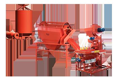 GF costruzione macchine agricole essiccazione pulitura