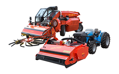 GF costruzione macchine agricole raccoglitrici