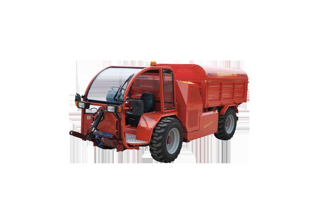 gf costruzioni macchine agricole multifunzione 4x4